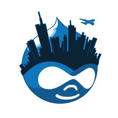DrupalCamp Frankfurt Logo