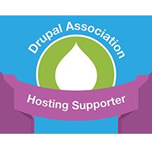 Hosting Supporter badge