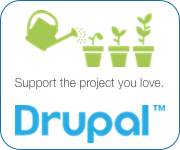 Support the Drupal project!