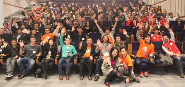 DrupalCampChina Group Shot
