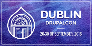 Join us in DrupalCon