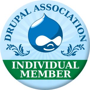 Rob Montero, Drupal Association Individual Member