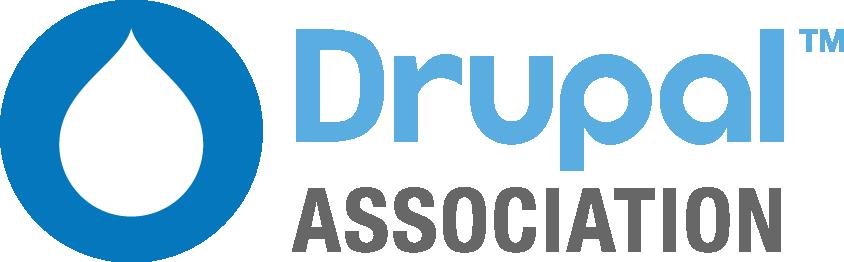 Logo Stacked   Drupal Association